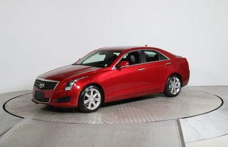 2013 Cadillac ATS 3.6 LUXURY V6 CUIR TOIT CAMÉRA DE RECUL #0