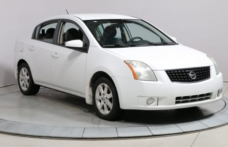 2008 Nissan Sentra 2.0 A/C GR ELECT MAGS #0