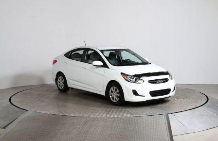 2014 Hyundai Accent GL AUTO A/C GR ÉLECT BLUETHOOT BAS KILOMÈTRAGE #0