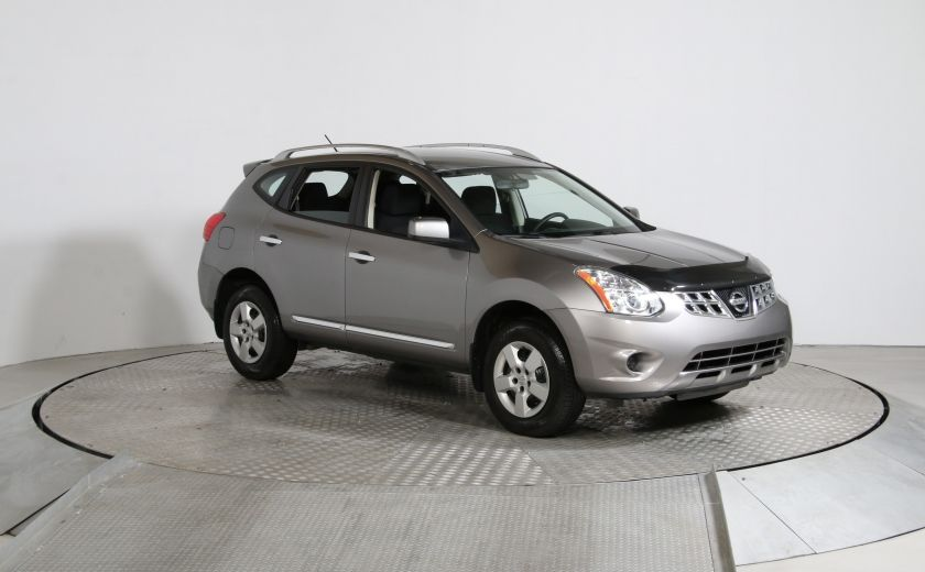 2013 Nissan Rogue S A/C BLUETOOTH GR ELECTRIQUE #0
