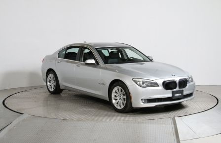 2012 BMW 750I 750i xDrive AWD CUIR TOIT NAVIGATION MAGS BLUETOOT #0