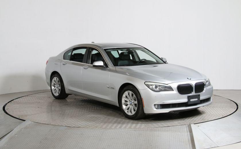 2012 BMW 750I 750i xDrive AWD CUIR TOIT NAVIGATION MAGS BLUETOOT #0