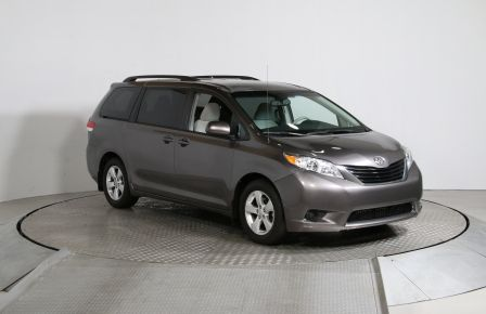 2013 Toyota Sienna LE AC GR ELECT MAGS 8PASSAGERS #0