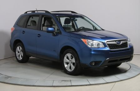 2015 Subaru Forester PZEV AWD A/C BLUETOOTH MAGS #0