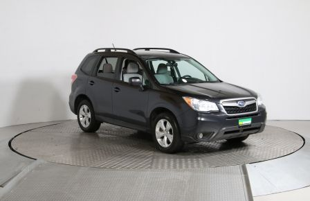 2015 Subaru Forester i Convenience PZEV AWD AUTO A/C MAGS #0