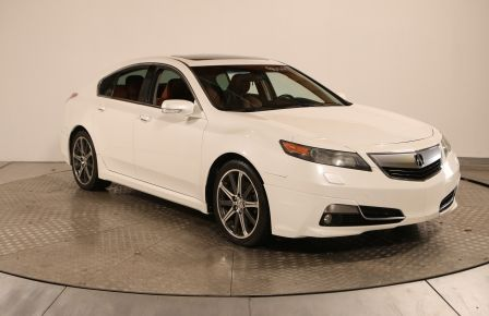 2013 Acura TL AWD CUIR TOIT NAVIGATION MAGS BLUETOOTH CAM RECUL #0