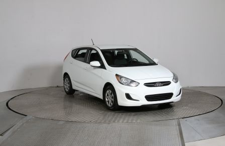 2013 Hyundai Accent L HATCH #0