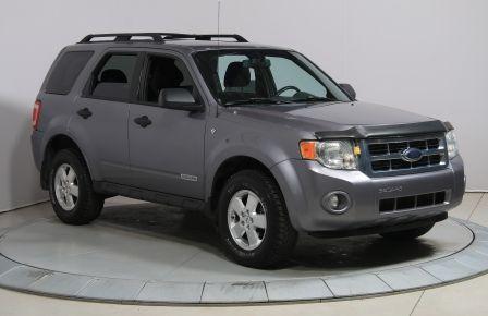 2008 Ford Escape XLT 4WD AUTO A/C MAGS GR ELECTRIQUE #0