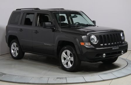 2015 Jeep Patriot NORTH 4X4 A/C BANCS CHAUFFANT MAGS #0