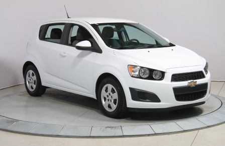 2014 Chevrolet Sonic LS A/C BLUETOOTH #0