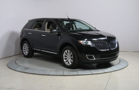 2013 Lincoln MKX AWD A/C  TOIT CUIR MAGS #0