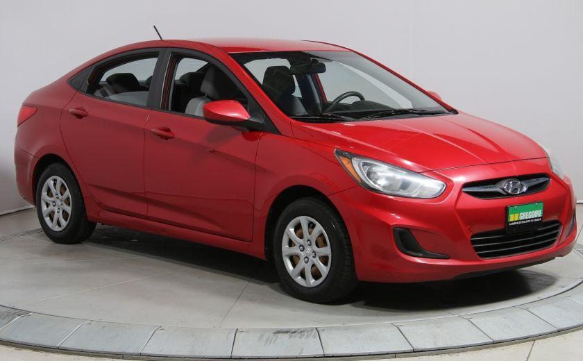 2012 Hyundai Accent GL A/C GR ÉLECT #0
