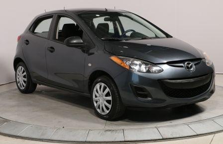 2011 Mazda 2 GX GR ELECTRIQUE #0