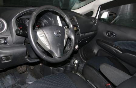 2014 Nissan Versa SV AUTO A/C BLUETOOTH GR ELECTRIQUE #0
