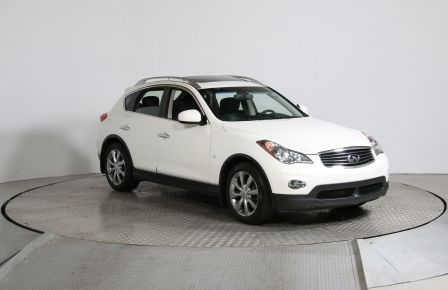 2014 Infiniti QX50 Journey AWD AUTO CUIR TOIT MAGS #0