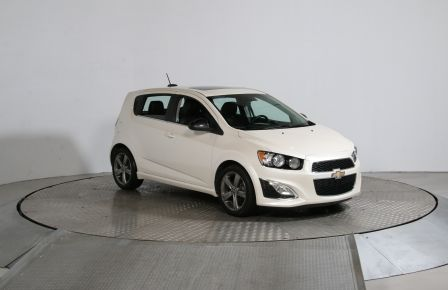 2015 Chevrolet Sonic RS A/C CUIR TOIT MAGS BLUETHOOT #0