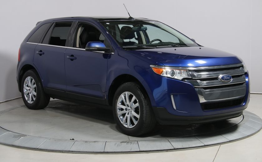 2013 Ford EDGE Limited #0