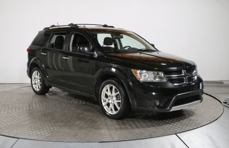 2013 Dodge Journey R/T AWD CUIR AC GR ELECT MAGS #0