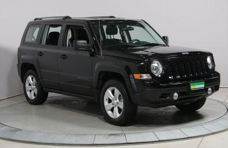 2016 Jeep Patriot SPORT AlLTITUDE II 4WD AUTO A/C CUIR/TISSU #0