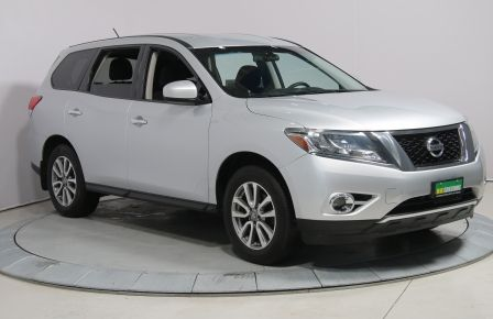 2013 Nissan Pathfinder S AWD A/C MAGS GR ELECTRIQUE #0