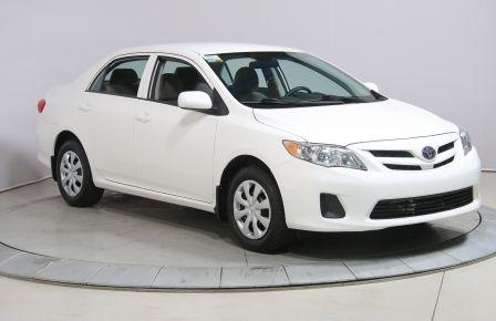 2013 Toyota Corolla LE AUTO A/C BLUETOOTH GR ELECTRIQUE #0