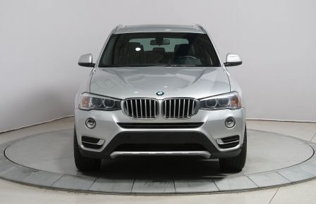 2015 BMW X3 XDRIVE35i A/C TOIT BLUETOOTH MAGS #0