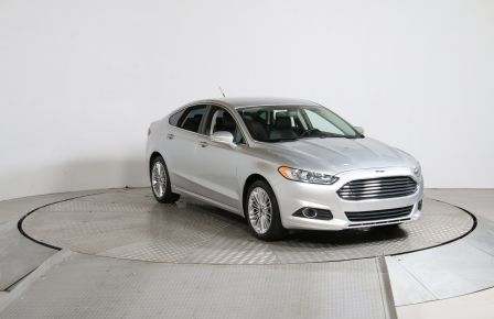 2014 Ford Fusion SE A/C BLUETOOTH CAMERA RECUL #0