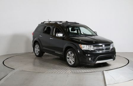 2013 Dodge Journey R/T AWD AUTO CUIR TOIT MAGS CHROME NAV #0