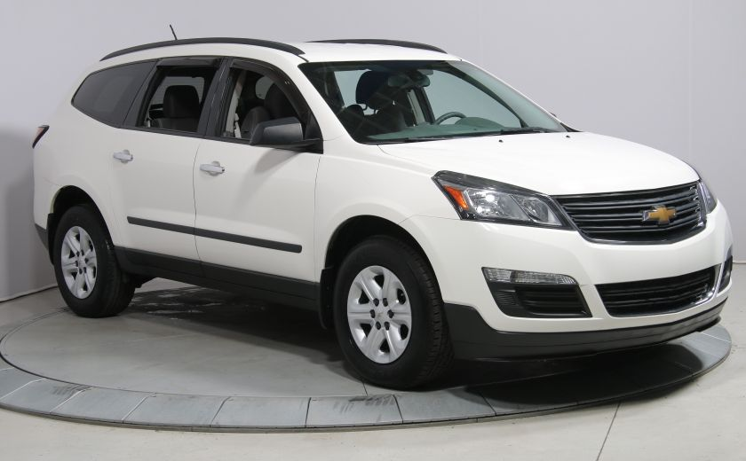 2013 Chevrolet Traverse LS A/C BLUETOOTH MAGS 7 PASSAGERS #0