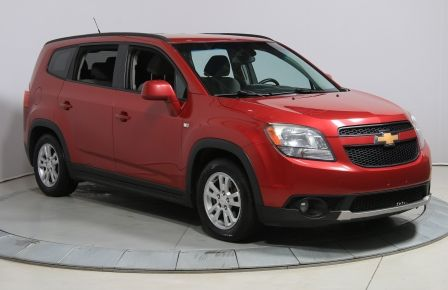 2012 Chevrolet Orlando A/C BLUETOOTH MAGS 7 PASSAGERS #0