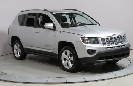 2014 Jeep Compass NORTH 4X4 A/C MAGS GR ELECTRIQUE #0