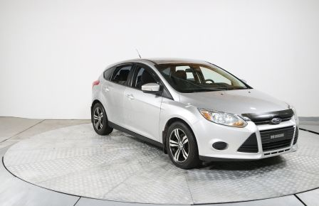 2013 Ford Focus SE 4 DOOR HATCH AUTO #0