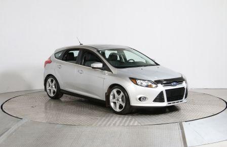2014 Ford Focus Titanium AUTO CUIR TOIT MAGS CAM RECUL #0
