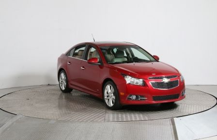 2011 Chevrolet Cruze LTZ TURBO AUTO CUIR TOIT MAGS #0