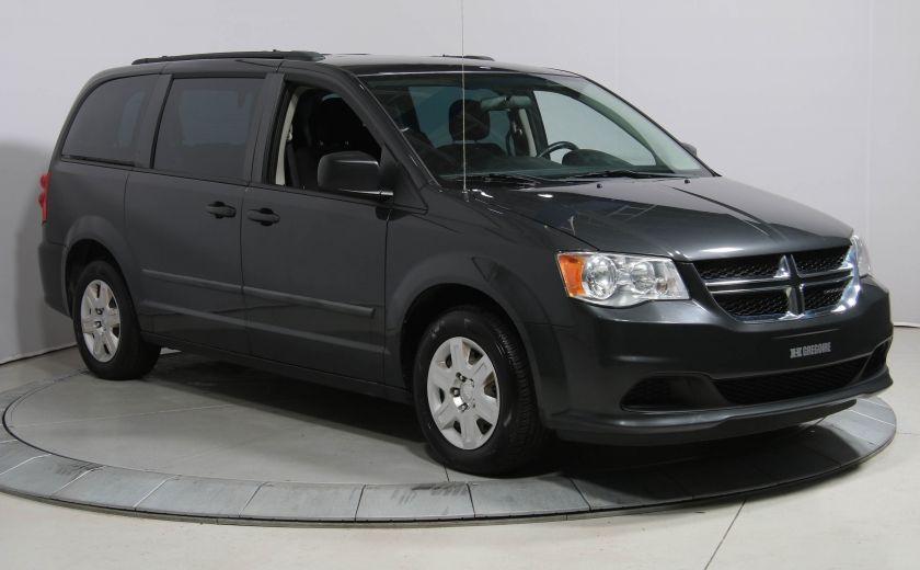 2012 Dodge GR Caravan SE AUTO A/C GR ELECT 7 PASSAGERS #0