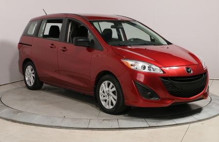 2017 Mazda 5 GS A/C BLUETOOTH MAGS #0