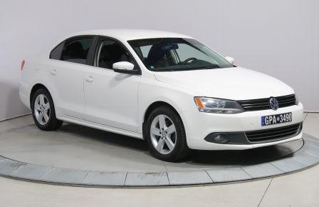 2012 Volkswagen Jetta TDI DIESEL COMFORTLINE AUTO A/C GR ELECT MAGS #0