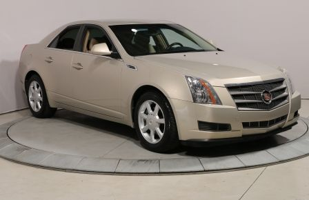 2009 Cadillac CTS AUTO CUIR MAGS #0