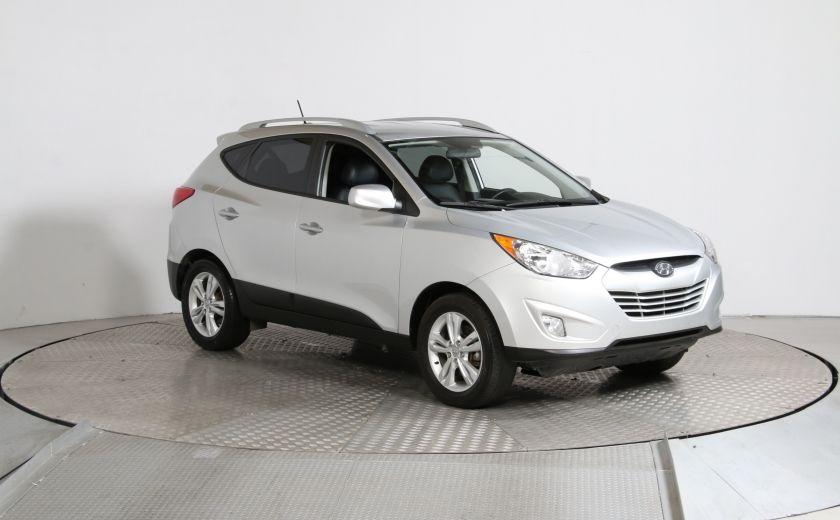 2011 Hyundai Tucson GLS AWD AUTO A/C MAGS BLUETOOTH #0