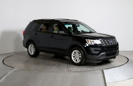 2016 Ford Explorer AUTO A/C GR ELECT MAGS BLUETHOOT 7 PASSAGERS #0