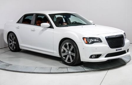 2014 Chrysler 300 SRT CUIR MAGS CAM DE RECULE BLUETOOTH #0