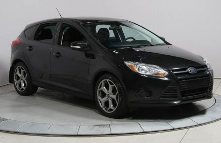 2013 Ford Focus SE AC GR ELECT MAGS BLUETOOTH #0