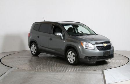 2012 Chevrolet Orlando LS 7 PASSAGERS #0