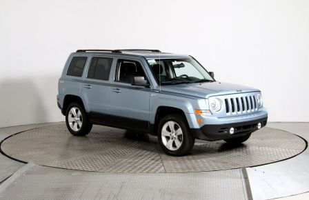 2014 Jeep Patriot NORTH EDITION 4WD AUTO A/C GR ELECT MAGS #0