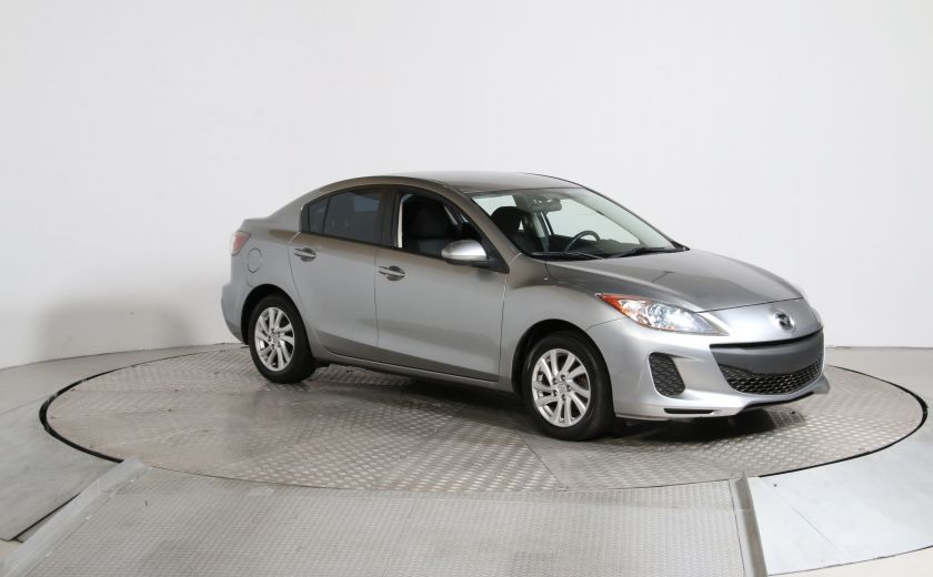 2012 Mazda 3 GS-SKY A/C GR ELECT MAGS BLUETOOTH #0