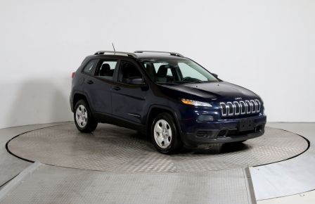 2014 Jeep Cherokee Sport AUTO A/C CAM DE RECULE BLUETOOTH #0