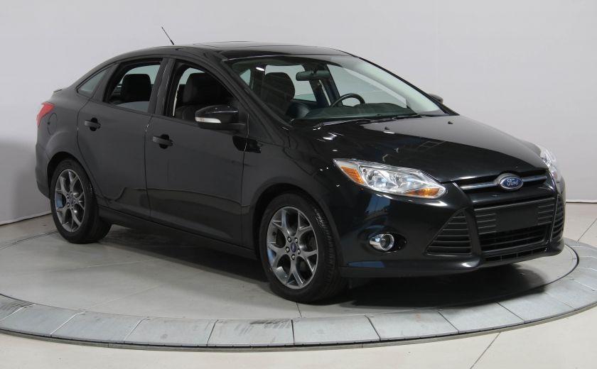 2013 Ford Focus SE A/C TOIT CUIR BLUETOOTH MAGS #0