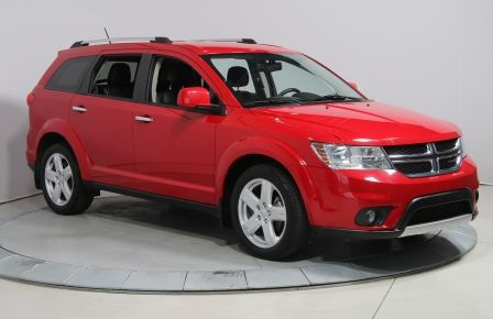 2012 Dodge Journey R/T AWD A/C CUIR MAGS BLUETHOOT #0