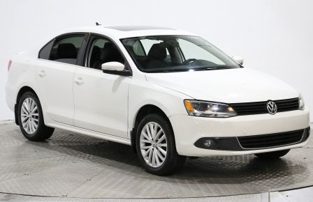 2012 Volkswagen Jetta Highline AUTO A/C CUIR TOIT MAGS #0