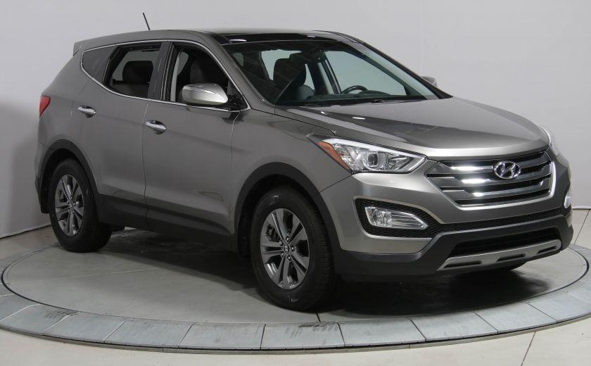 2013 Hyundai Santa Fe LUXURY AWD CUIR TOIT PANO CAMÉRA DE RECUL #0